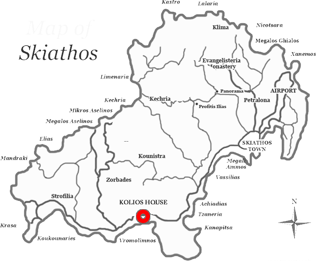 skiathos map kolios